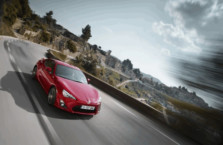 2012 Toyota GT 86 1st edition 345558