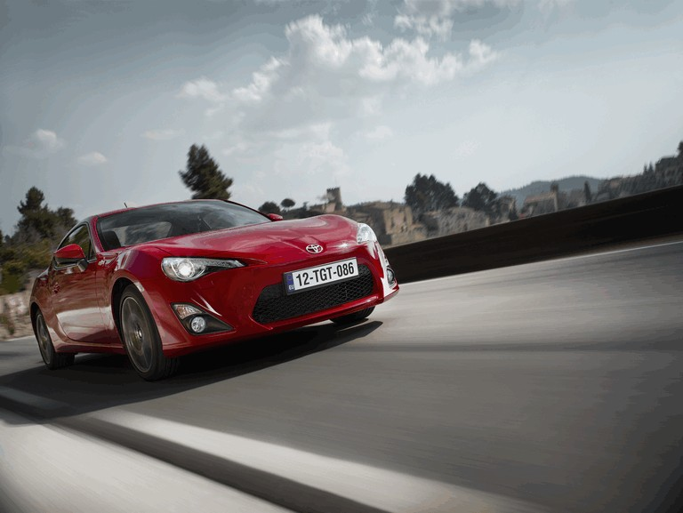 2012 Toyota GT 86 1st edition 345562