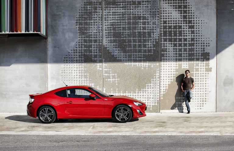 2012 Toyota GT 86 1st edition 345569