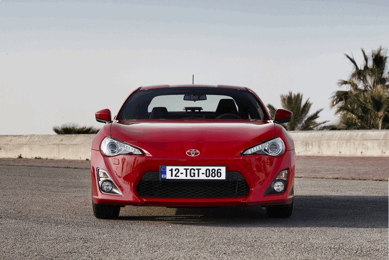 2012 Toyota GT 86 1st edition 345576