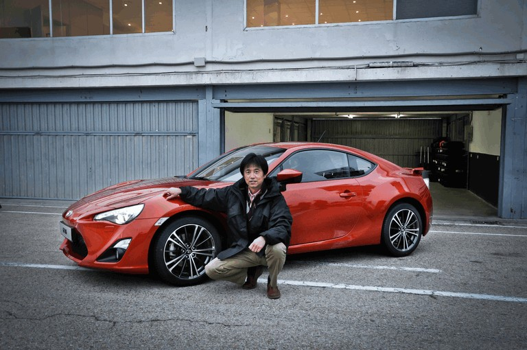 2012 Toyota GT 86 1st edition 345588