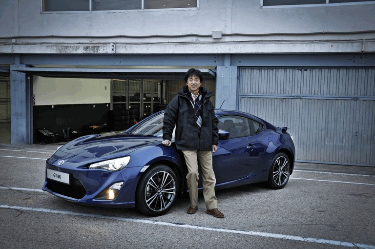2012 Toyota GT 86 1st edition 345589
