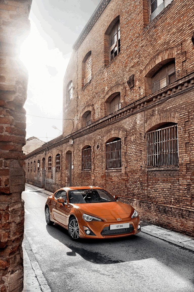 2012 Toyota GT 86 1st edition 345609