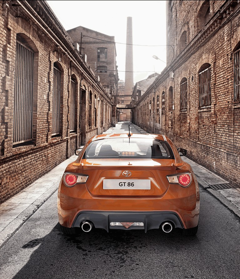 2012 Toyota GT 86 1st edition 345610