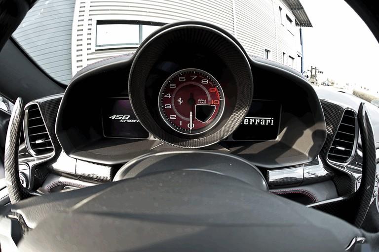 2012 Ferrari 458 Italia spider Perfetto by Wheelsandmore 345864