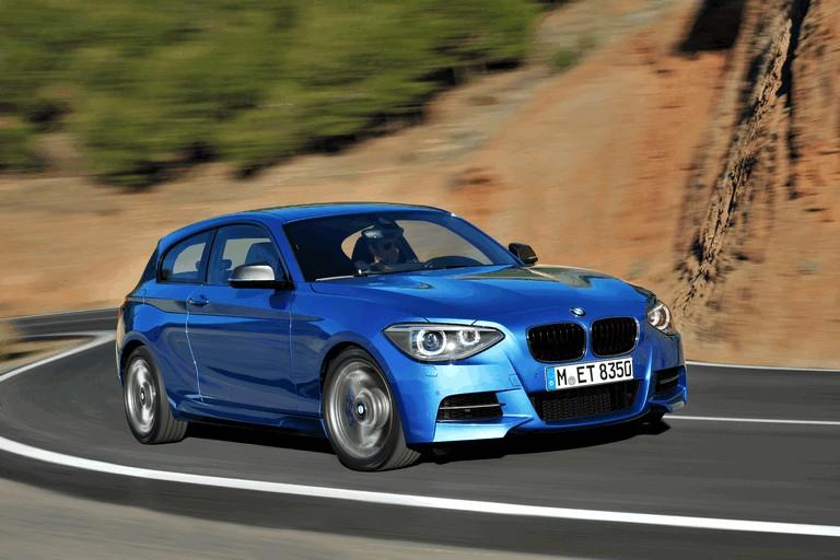 2012 BMW M135i ( F20 ) 3-door 351907