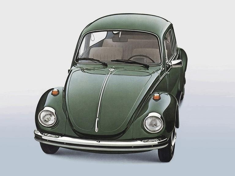 1972 Volkswagen Beetle 346052