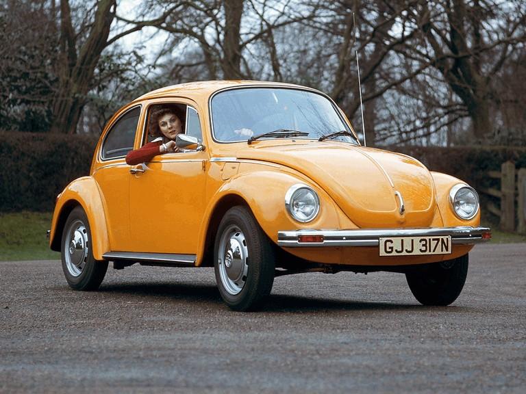 1972 Volkswagen Beetle 346055