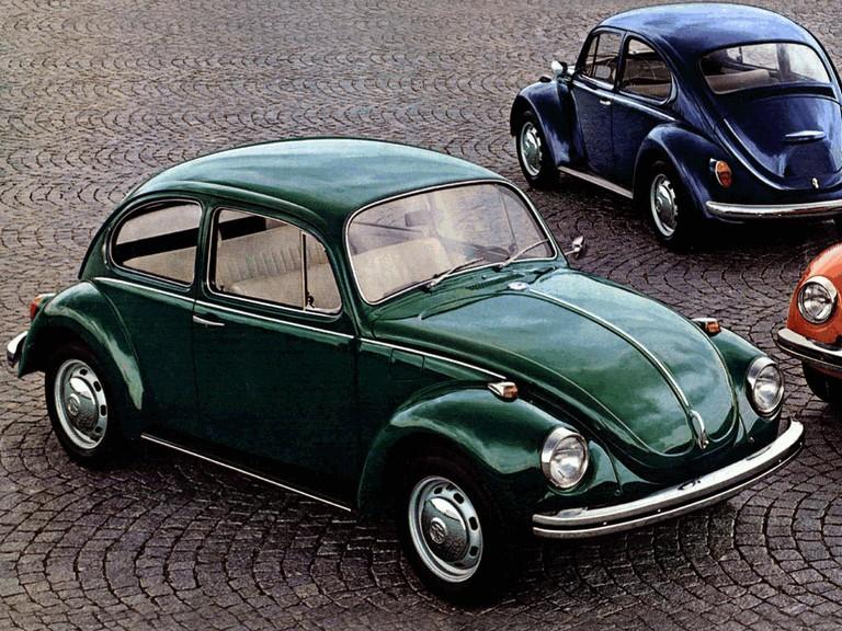 1972 Volkswagen Beetle 346056