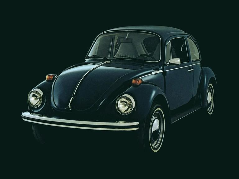 1972 Volkswagen Beetle 346057