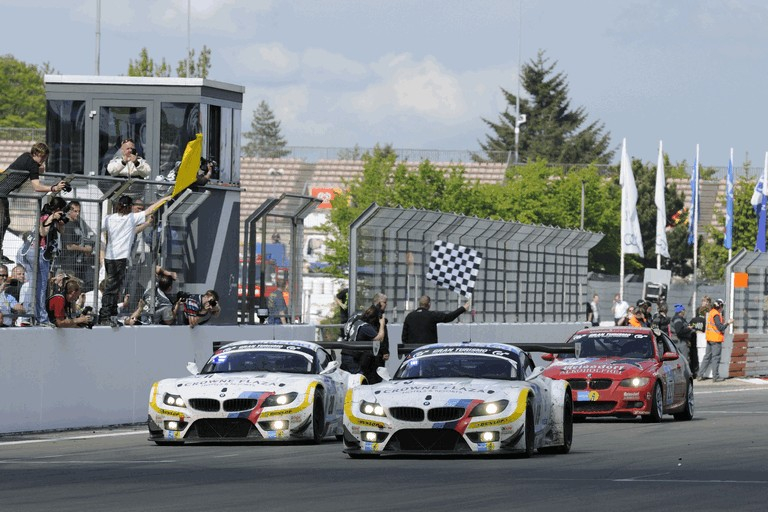2012 BMW Z4 GT3 - Nurburgring 24 hours 346367