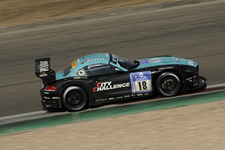 2012 BMW Z4 GT3 - Nurburgring 24 hours 346368