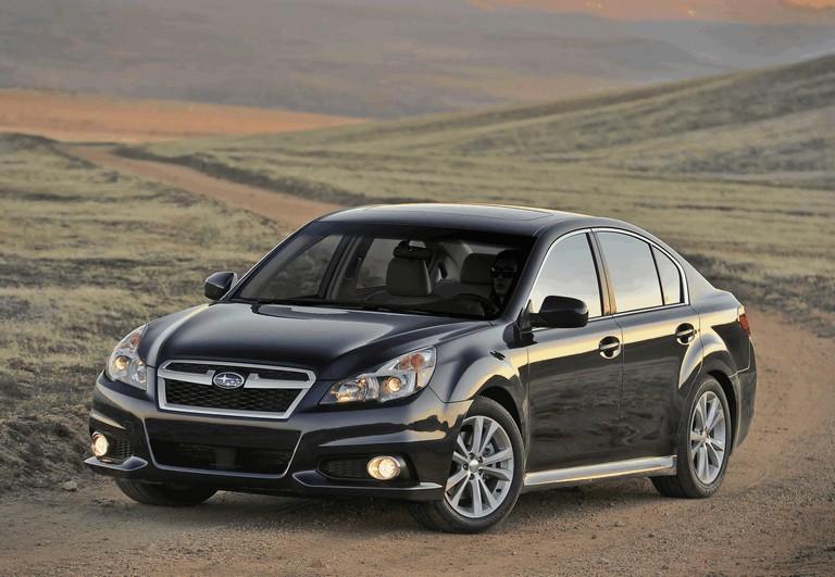 2013 Subaru Legacy sedan 346513