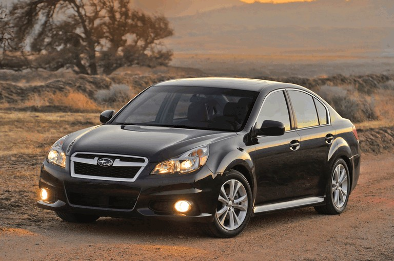 2013 Subaru Legacy sedan 346517