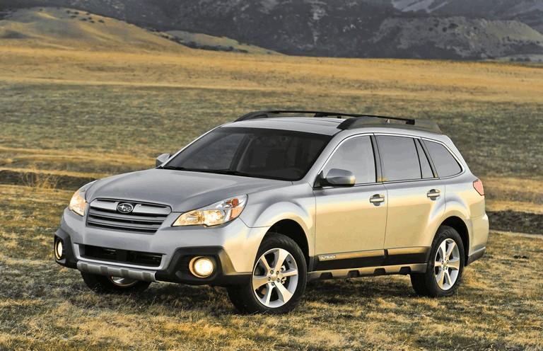 2013 Subaru Outback 346530
