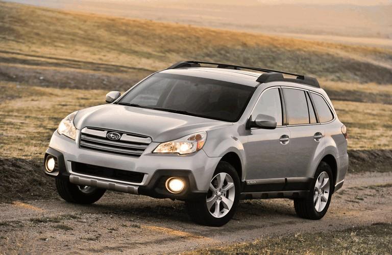 2013 Subaru Outback 346532