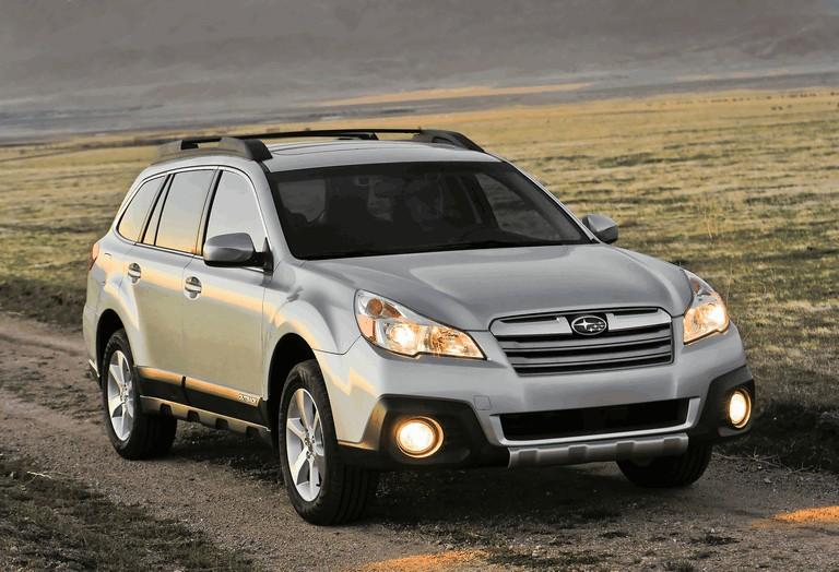 2013 Subaru Outback 346533