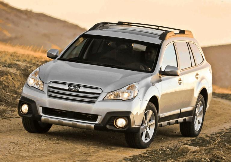 2013 Subaru Outback 346534