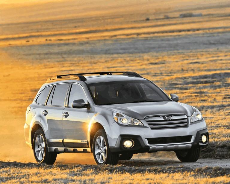 2013 Subaru Outback 346536