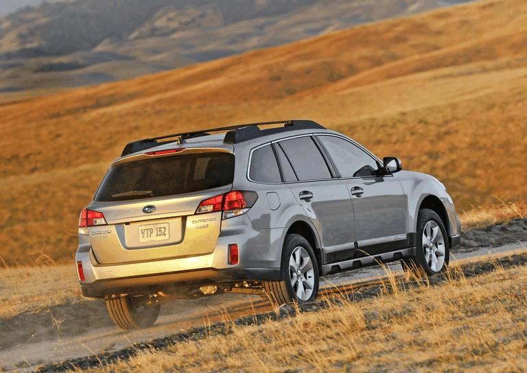 2013 Subaru Outback 346537