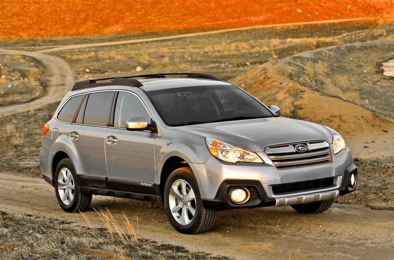 2013 Subaru Outback 346539