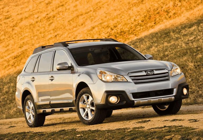 2013 Subaru Outback 346543