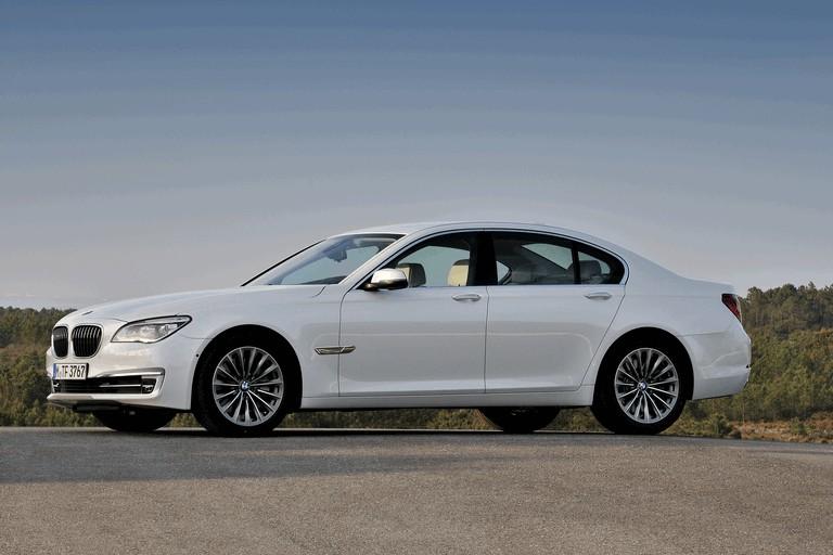 2012 BMW 750d ( F01 ) 346839