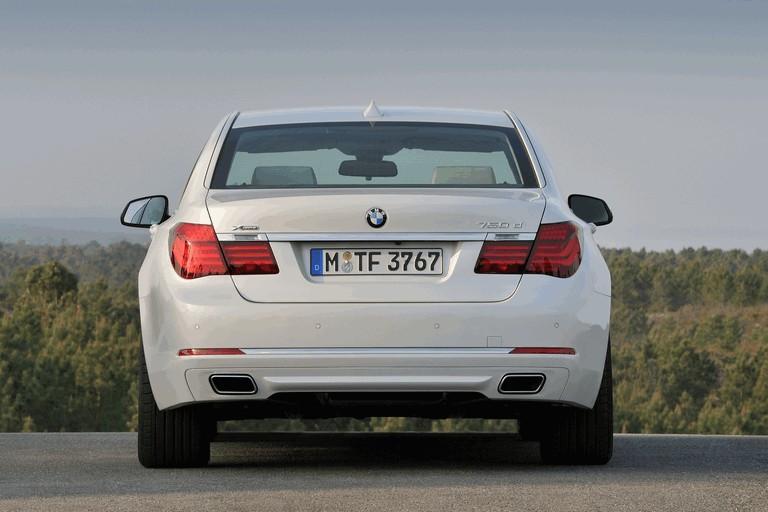 2012 BMW 750d ( F01 ) 346841
