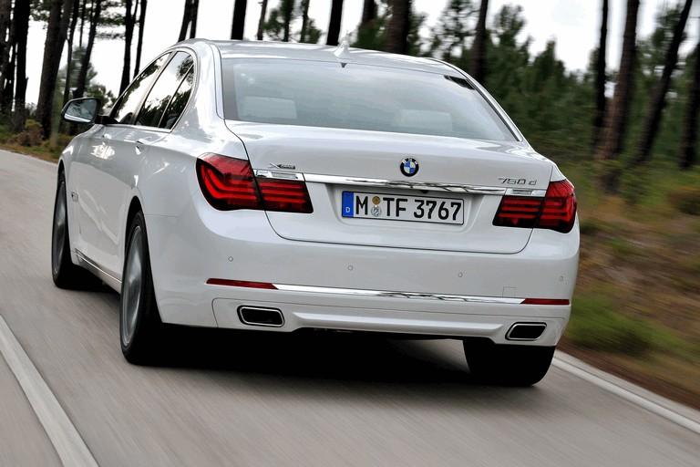 2012 BMW 750d ( F01 ) 346843