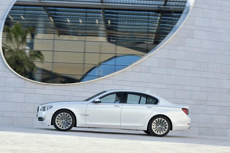 2012 BMW 750d ( F01 ) 346850
