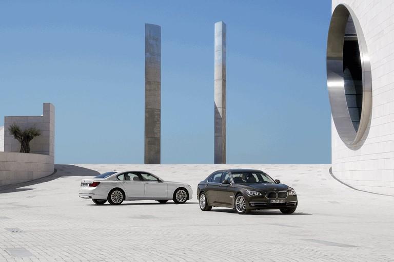 2012 BMW 750d ( F01 ) 346854