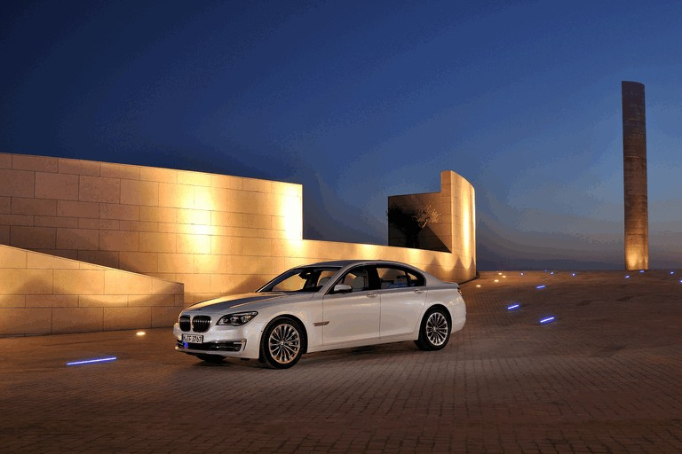 2012 BMW 750d ( F01 ) 346857