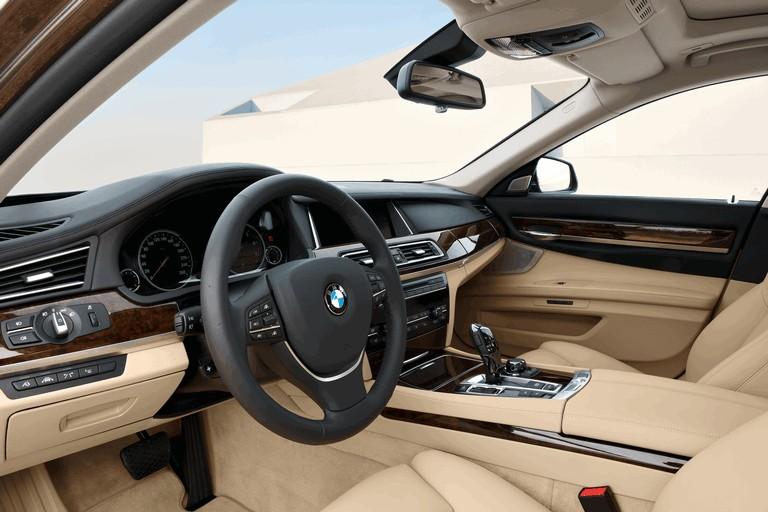 2012 BMW 750d ( F01 ) 346859