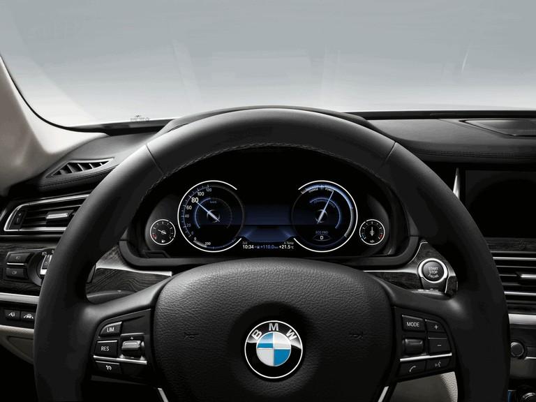2012 BMW 750d ( F01 ) 346870