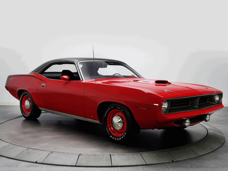 1970 Plymouth Hemi Cuda - Free high resolution car images