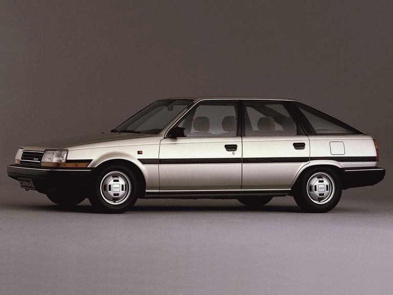 1984 Toyota Carina II ( T150 ) Liftback 347016