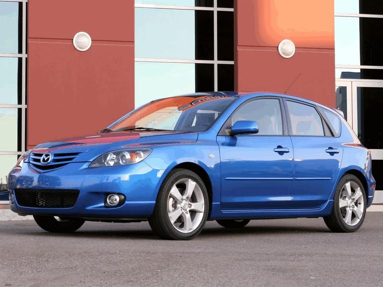 2006 Mazda 3 5-door 213454