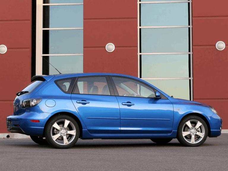 2006 Mazda 3 5-door 213456
