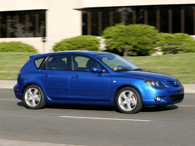 2006 Mazda 3 5-door 213458