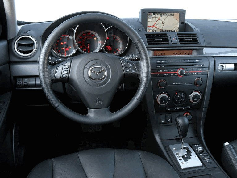2006 Mazda 3 5-door 213470