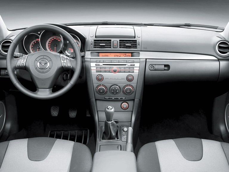 2006 Mazda 3 5-door european version 213483