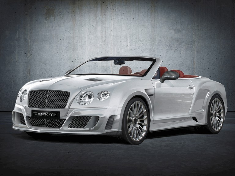 2012 Bentley GTC by Mansory 347244