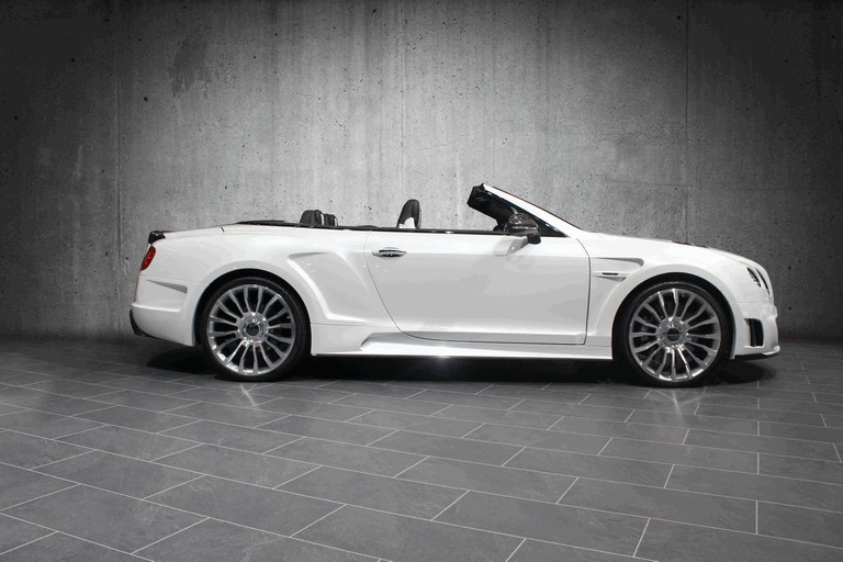2012 Bentley GTC by Mansory 347245