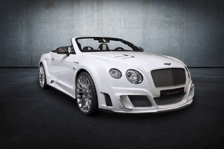 2012 Bentley GTC by Mansory 347247