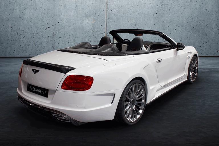 2012 Bentley GTC by Mansory 347248