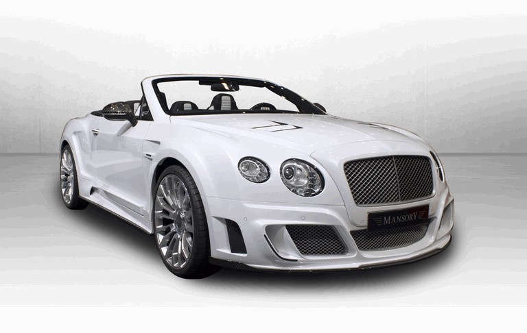2012 Bentley GTC by Mansory 347250