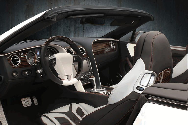 2012 Bentley GTC by Mansory 347253