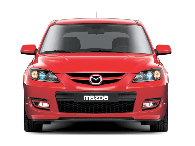 2006 Mazda 3 MPS 213534
