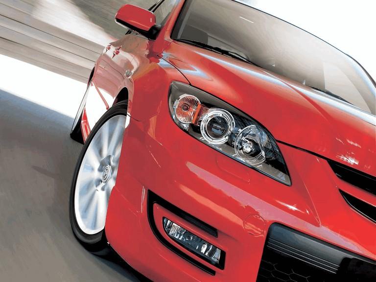 2006 Mazda 3 MPS 213540