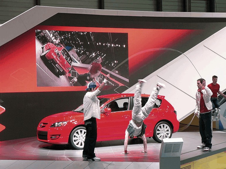 2006 Mazda 3 MPS 213559